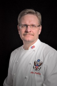 Former White House Chef John Moeller